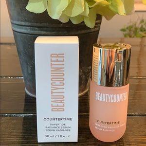 NWT countertime radiance serum